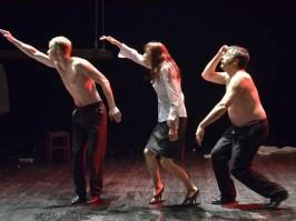 Au Banquet de Marianne/Danse d'Emmanuel Chanal, Danielle Rochard et Dominique Touzé