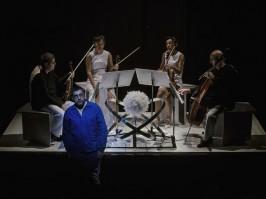 De Chair et d'Ame/Dominique Touzé et le quatuor Appassionata
