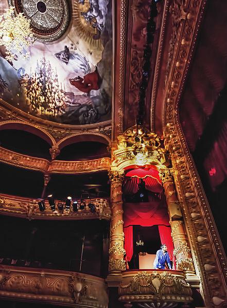 De Chair et d'Ame/l'Opéra Théâtre de Clermont-Ferrand