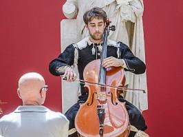 L'Entretien Descartes Pascal/Guillaume Bongiraud joue Bach