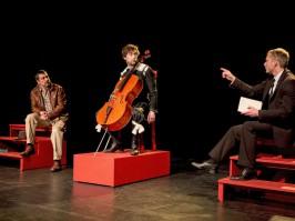 L'Entretien Descartes Pascal/Dominique Touzé, Guillaume Bongiraud et Emmanuel Chanal