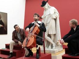 L'Entretien Descartes Pascal/ Trio