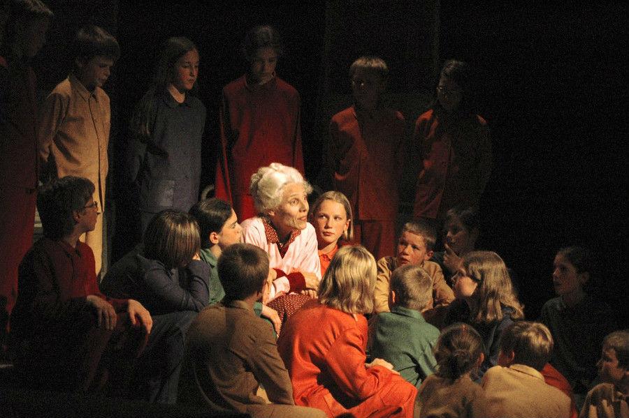 Oscar et la dame rose - Théâtre musical/Danielle Rochard et le choeur d'enfants