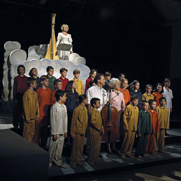 Oscar et la dame rose - Théâtre musical/Le choeur d'enfants