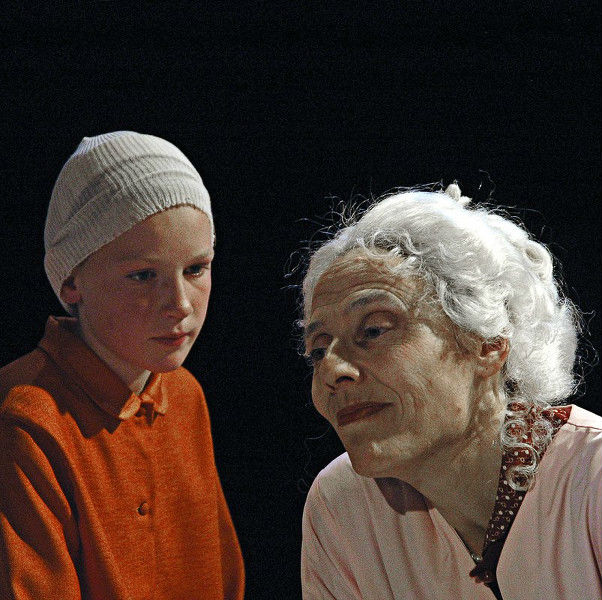 Oscar et la dame rose - Théâtre musical/Danielle Rochard et Oscar