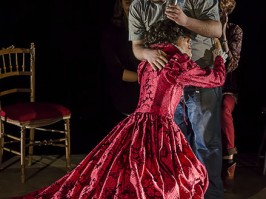 Mauricette ou l'Amour du Théâtre Municipal/Danielle Rochard et Génaro