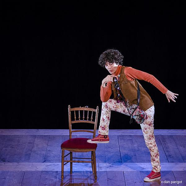 Mauricette ou l'Amour du Théâtre Municipal/Danielle Rochard imite M. Vigne