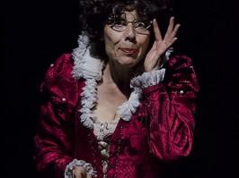 Mauricette ou l'Amour du Théâtre Municipal/Danielle Rochard