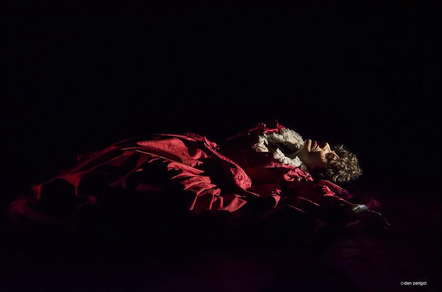 Mauricette ou l'Amour du Théâtre Municipal/Danielle Rochard et la mort de Lucrèce