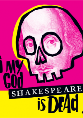 Ô my god Shakespeare is dead !